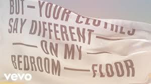 Bedroom Floor Lyrics Writer