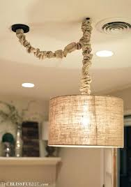 chandelier chain cord cover no sew cord cover the blissful bee long chandelier chain cord cover