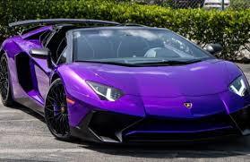2018 lamborghini aventador sv roadster. brilliant lamborghini lamborghini ad personam builds purple aventador sv roadster for 2018 lamborghini aventador sv roadster