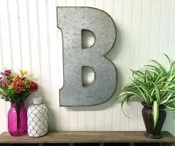 large letters for wall inspiration gallery from material choices for large letters for wall decor large
