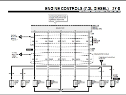 engine misfire diesel forum thedieselstop com 7.3 injector harness replacement at 7 3 Powerstroke Injector Wiring Harness
