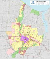 cur rochester zoning map image city of rochester