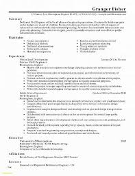 Recruiter Resume Template Cool Email To Recruiter With Resume New Resume Elegant Recruiter Resume