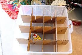 Snapware  Paksh Christmas Plastic Ornament Storage Container Christmas Ornament Storage