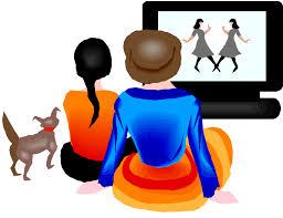 tv clipart transparent. women watching tv clipart 3 transparent