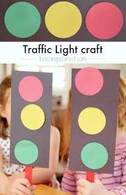 How To Make A Traffic Light Housing A Forest