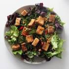 asian crispy tofu salad