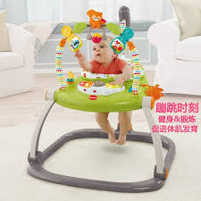 Rainforest Jumperoo Baby Bouncer Rocking Chair Baby Jumper Activity ...