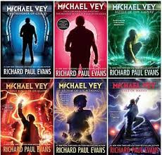 image is loading michael vey series collection set books 1 6