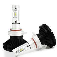 9005 Led Light Kit 9005 Led Fanless Headlight Conversion Kit Bulb Adjustable
