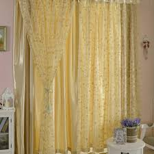 New-Circle-Pattern-Room-Voile-Window-Curtains-Sheer-