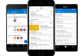 Microsoft Outlook For Ios Android Gets 3 Useful Calendar Features Cio