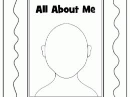 Small Picture All about me colouring pages all about me printable book a to z