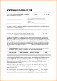 Contract Agreement Between Two Parties 4073810056141 Examples Of