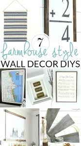 farmhouse wall art fill your empty walls with these farmhouse wall decor ideas try a wall