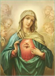 the immaculate heart plain the sacred heart