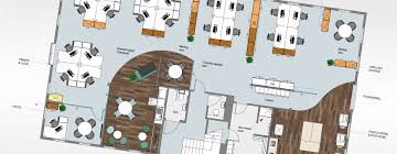 office layout planner. office space planning and layout design planner