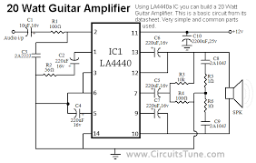 sam technology professionals as you can see its a basic circuit so we added a tone control at the audio input to control bass treble and volume use our filter circuit we have given in