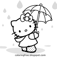 Free, printable hello kitty coloring pages, party invitations, printables and paper crafts for hello kitty fans the world over! Free Coloring Pages Printable Pictures To Color Kids Drawing Ideas Hello Kitty Coloring Sheets Free Cute Printables For Teenage Girls