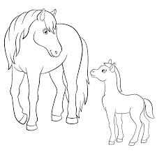 Free Coloring Pages Of Farm Animals Free Printable Coloring Pages