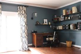 office room diy decoration blue. modren office diy family room renovation and reveal blue officecontemporary  throughout office diy decoration u