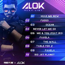 Free Fire Character DJ Alok Wallpapers ...