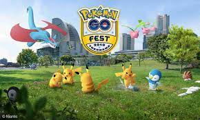 Pokémon GO Fest Yokohama (6.-12. August): Blanches Sternenstaub-Challenge -  PC Magazin