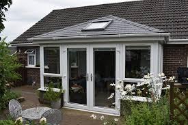 Sunroom Designs Northern Ireland Budget Designer Homeworks Solid Roof Lean To Conservatory
