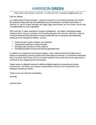 Purchasing Manager Cover Letter Sample Job And Resume Template