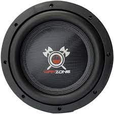 Buy Gravity Warzone WZ10D4-1 10 Inch 1200 Watt Max Power Elite Car Audio  Shallow Subwoofer 4 Ohm DVC - Dual Voice Coil Stereo Competition Grade Sub  - 2 Subwoofers Online in Vietnam. B0923C71CV