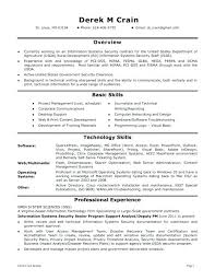 It Security Resume Template Best of Cyber Security Resume It Security Resumes Cyber Security Manager