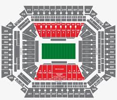 Kroger Stadium Seating Chart View Packageview Hard Rock Stadium Seating Chart