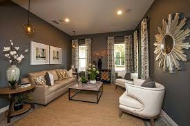 arteriors home home for a contemporary living room with a sisal rug and the rocky mountain arteriors home