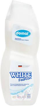 Domal <b>Концентрированное средство для</b> стирки белого белья ...