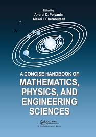 A Concise Handbook of Mathematics, Physics, and Engineering Sciences ...