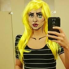 best 25 pop art costume ideas on pop art lichtenstein pop art costume