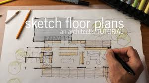 Architectural drawings floor plans Pdf Floor Plan Design Tutorial Youtube Floor Plan Design Tutorial Youtube