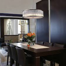 Dining room table lighting Design Ideas Httpswwwlumenscombraxtondrumpendant Lumens Lighting Dining Room Lighting Chandeliers Wall Lights Lamps At Lumenscom