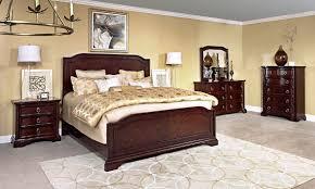 Broyhill Elaina Queen Louis Philippe Bedroom