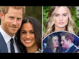 The wedding of prince harry and meghan markle was held on 19 may 2018 in st george's chapel at windsor castle in the united kingdom. Prince Harry Called His Ex Girlfriend Cressida Bonas Days Before Royal Wedding To Meghan Markle Youtube