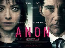 فيلم Anon 2018 مترجم اون لاين كامل HD