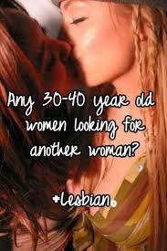 Women looking for lesbian