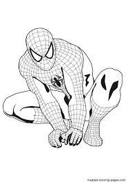 Spiderman Spiderman Disegni Da Colorare Spider Man Colori