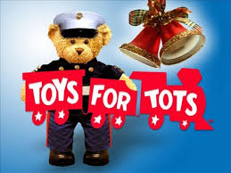 toys for tots collection has begun