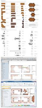 floor plan office furniture symbols. Kitchen Floor Plan Symbols Appliances Building Drawing Tools Office Furniture E