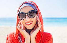femme russe musulmane