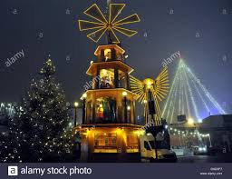 Rust Christmas Lights Christmas Trees Fairy Lights At The Euro Tower R And A