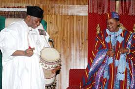 Image result for image of alaafin of oyo