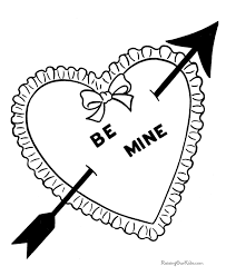 Small Picture valentines coloring pages valentine conversation hearts coloring