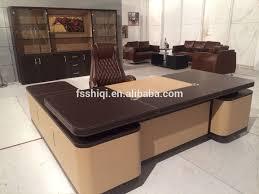 high office desk. Leather Office Desk Set High End Luxury T